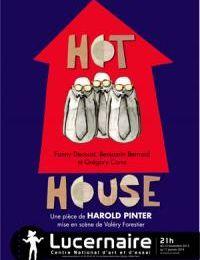 Le Lucernaire présente Hot Pinter Jusqu'au 11 janvier