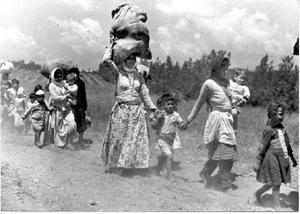 60 ans après la Nakba : les Palestiniens, un peuple.