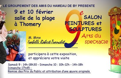 EXPOSITION A THOMERY-BY