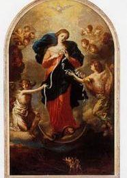 """Neuvaine miraculeuse à Marie """"qui défait les noeuds"""""""