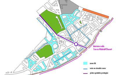Un plan vélo à Vanves....RV avec monsieur le maire le 7 avril
