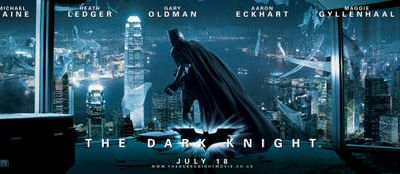 Trailer The Dark Knight+Nouveau poster