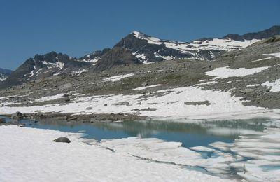 Randonnée Glaciaire - Sources de l'Arc/Col Girard (Maurienne)