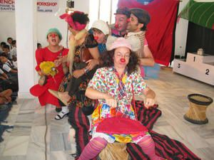 Le Clown Interculturel