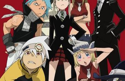 SOUL EATER vostfr (51/51) Fin :