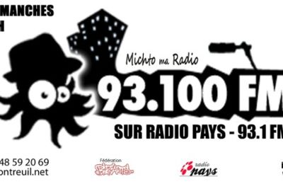 "G. LE CHEQUER sur ""93100 Michto Ma Radio"" - Grand Paris et municipales au programme de 2h de direct"