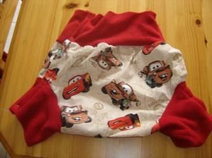 culotte shorty cars