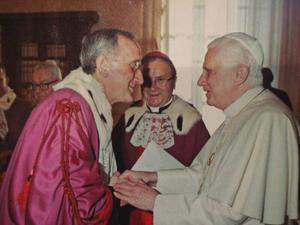 Un Prélat de la Rote Romaine a célébré la Messe tridentine