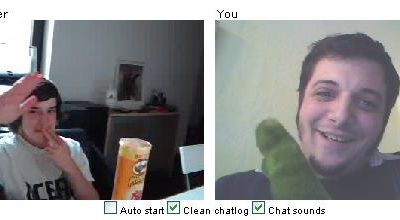 Chatroulette - Screenshots (2)