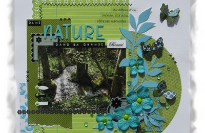 Page Dame NATURE ...