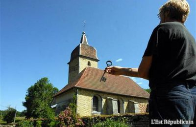 SAINTE-ANNE : EGLISE EN PERIL !