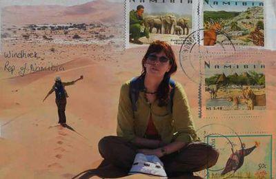 Carnet de route Namibie