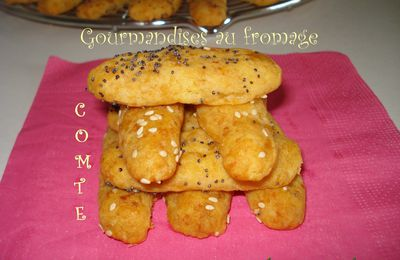 Gourmandises au fromage