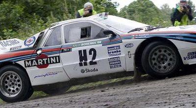 Bohemia Rallye 2008