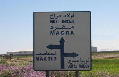 L'histoire des AMROUN(E) en Algérie