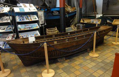 Etude de chantier, musée de la Marine d'Etaples (Pas-de-Calais)