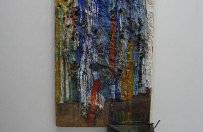 'Tir' par Niki de Saint Phalle, centre Pompidou