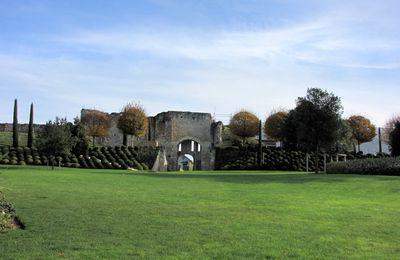 Accès est, château d'Amboise