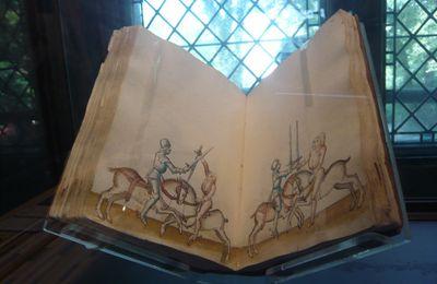 Traité de combat, bocle et épées, Cluny