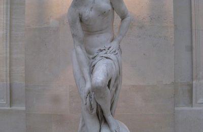 Baigneuse dite aussi Vénus, Allegrain, cour Puget du musée du Louvre