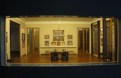 Appartement de Paul Guillaume au musée de l'Orangerie