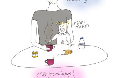 Comme maman !
