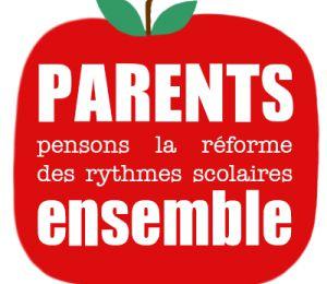 Parents, pensons ensemble la réforme des rythmes scolaires