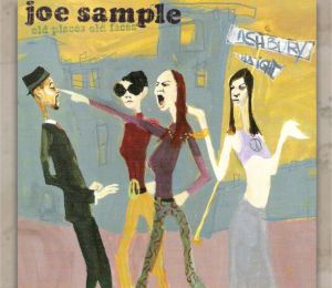 Joe Sample - OLD PLACES OLD FACES - Joe Sample