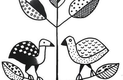 arbres à oiseaux