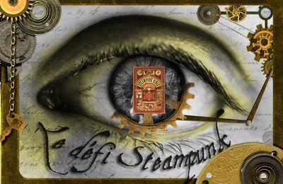 Défi steampunk.....