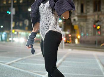 body tricoté