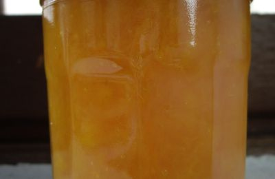 Ma marmelade Orange-Pamplemousse