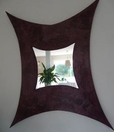 Miroir prune