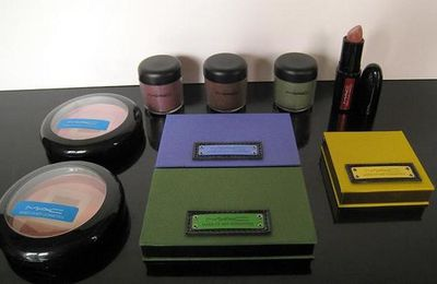 Collection Colour Forms - MAC - septembre (?) 2008