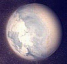 Une autre planète bleue à 20 années-lumière !