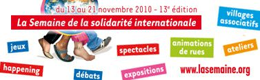 SEMAINE DE LA SOLIDARITE INTERNATIONALE A L'ECOLE PRIMAIRE DU ROLEUR