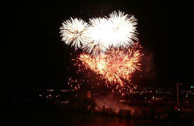 Let the fireworks begin!!!!