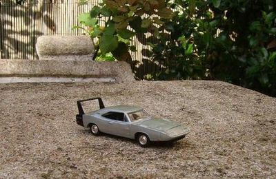 Dodge Daytona 1969 by Ertl Collectibles.
