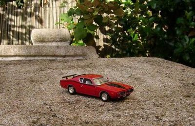 Dodge Charger 1971 by Ertl Collectibles.