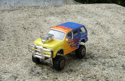 "Ford Explorer 'big foot"" by Realtoy."