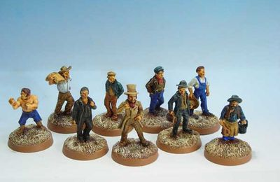 Old West Civilians