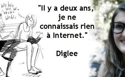 Diglee, l'interview