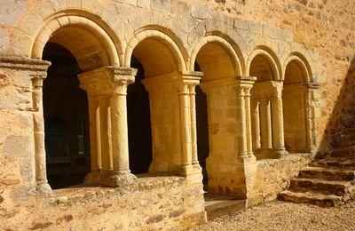 La celle grandmontaine de Fontblanche, commune de Genouilly (18)