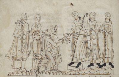 Le cartulaire de l'abbaye de Vierzon