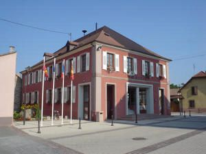 Mairie et Agence Postale Communale