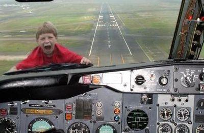 Humour de pilotes d'avion !