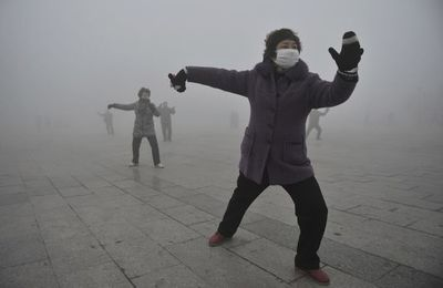 AIRPOCALYPSE en Chine