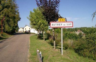 Autrey-le-Vay village nature