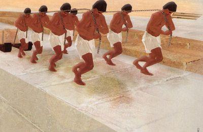 LES PYRAMIDE D'EGYPTE. (2)