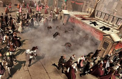 Test d'Assassin's Creed 2